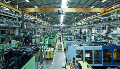 Manufacturing & Processing Industry